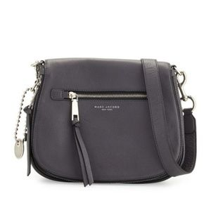 🖤 Marc Jacobs Recruit Saddle Bag